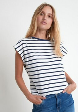 Maison 123 - T-Shirt print - bleu marine