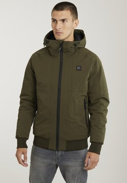 CHASIN' - Winterjacke - green