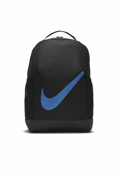 Nike Performance - BRASILIA - Reppu - black/black/game royal