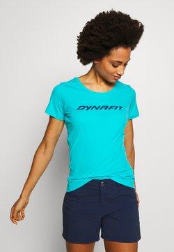 Dynafit - TRAVERSE TEE - T-Shirt print - silvretta