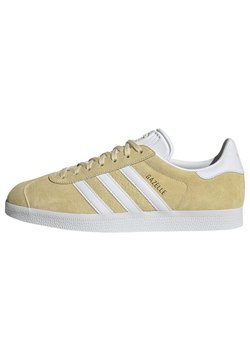 adidas Originals - GAZELLE SHOES - Sneaker low - yellow