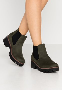 Rieker - Ankle Boot - tanne