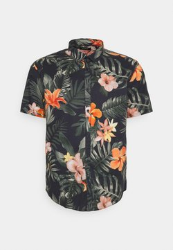 Shine Original - FLORAL HAWAII - Chemise - navy