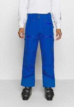 Norrøna - LOFOTEN - Snow pants - blue