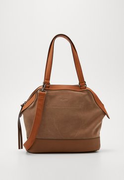 FREDsBRUDER - POUND - Torba na zakupy - light brown
