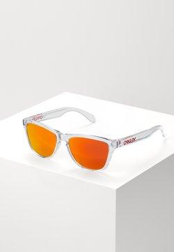 Oakley - FROGSKINS - Sonnenbrille - clear / ruby