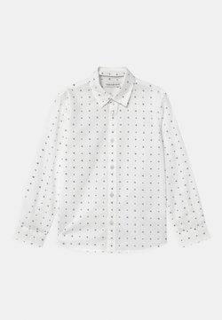 Calvin Klein Jeans - SMALL MONOGRAM - Hemd - white