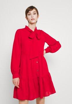 Molly Bracken - LADIES WOVEN DRESS - Vestito elegante - red