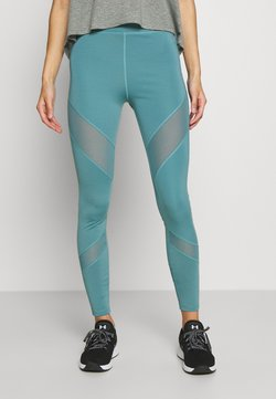 Even&Odd active - Tights - blue