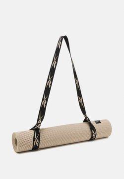 Reebok - TECH STYLE MAT UNISEX - Fitness / Yoga - modern beige