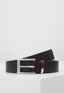 Tommy Jeans - CORP  BELT  - Belt - black