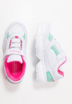 Kappa - KRYPTON - Sportschoenen - white/pink