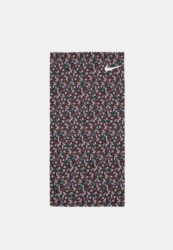 Nike Performance - THERMA FIT WRAP - Snood - black/pinksicle/silver