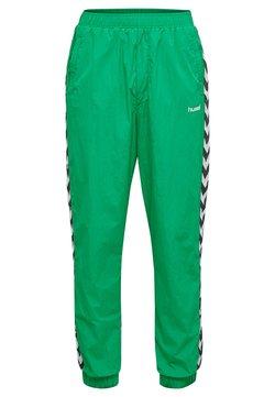 Hummel Hive - HMLCHRISTIAN  - Jogginghose - bright green