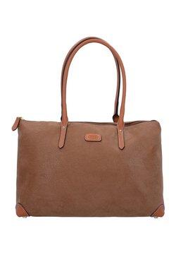 Bric's - LIFE MONICA - Handtasche - brown