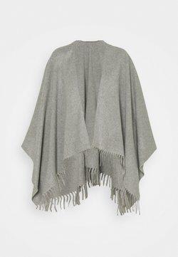 rag & bone - PONCHO - Cape - grey