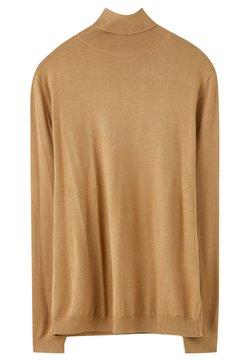 PULL&BEAR - Pullover - camel