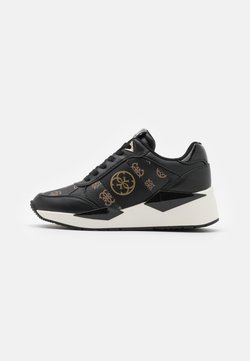 Guess - TESHA - Zapatillas - bronze/black