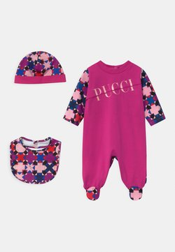 Emilio Pucci - KIT BABY SET - Strampler - multi-coloured