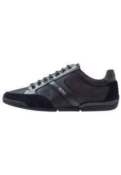 BOSS - SATURN LOWP MX - Sneaker low - dark blue