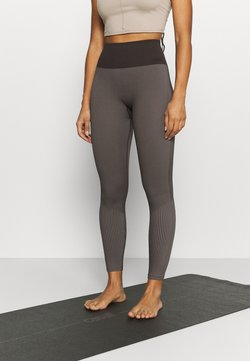 Casall - SEAMLESS - Tights - berlin brown