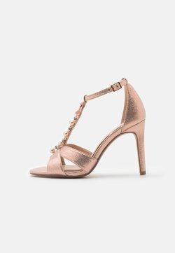 Head over Heels by Dune - MELODIEE - Sandaler - pink metallic