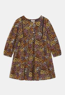 Cotton On - EVIE LONG SLEEVE  - Skjortekjole - multi-coloured