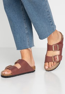 Birkenstock - ARIZONA - Slip-ins - washed metallic port