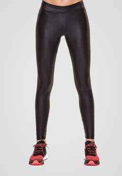 Zoe Leggings - SKIN  - Tights - black