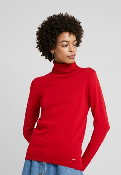 More & More - Sweter - granate red
