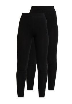 ONLY - ONLLIVE LOVE NEW 2 PACK - Legging - black