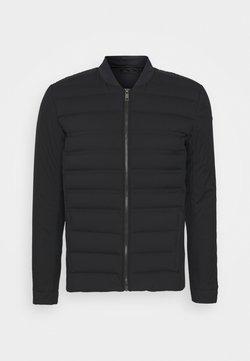 Kjus - MEN INSULATION COMMUTING JACKET - Down jacket - black