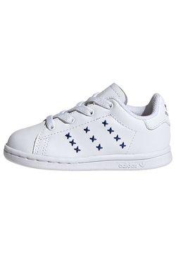 adidas Originals - STAN SMITH SHOES - Lauflernschuh - white