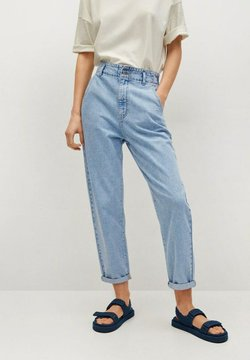 Mango - SIRA - Jeans Relaxed Fit - lichtblauw