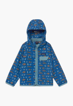 Patagonia - BABY BAGGIES  - Veste coupe-vent - bayou blue