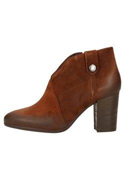 IGI&CO - Ankle Boot - cognac