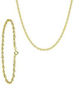 Lucardi - Ketting - goud