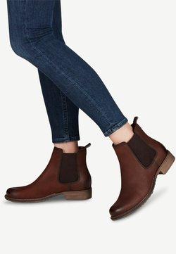 Tamaris - CHELSEA  - Ankle Boot - mahogany