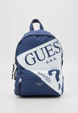 Guess - DEVIN BACKPACK - Reppu - blue