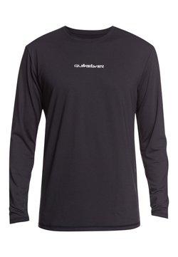 Quiksilver - QUIKSILVER™ OMNI RAVE - SURF-LONGSLEEVE MIT UPF 50 FÜR MÄNNER EQ - T-shirt de surf - black