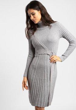 Apart - Vestido de punto - grey