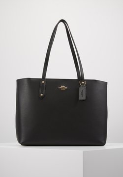 Coach - CENTRAL TOTE WITH ZIP - Shopping Bag - black