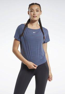 Reebok - Camiseta de deporte - blue