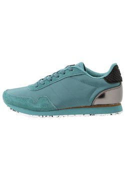 Woden - NORA - Sneakers laag - north atlantic