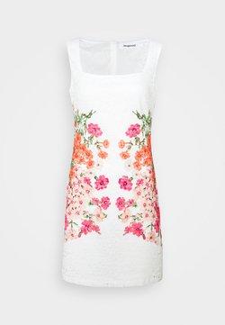 Desigual - Vestito elegante - white