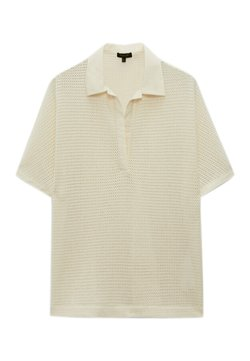 Massimo Dutti - Poloshirt - beige