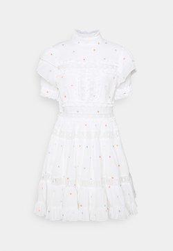 By Malina - IRO DRESS - Freizeitkleid - white