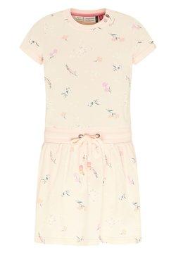 Ragwear - MAGY FLOWERS - Freizeitkleid - light pink