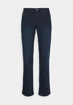 Cars Jeans - CHAPMAN REGULAR - Jeans Straight Leg - blue black