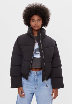 Bershka - Winterjacke - black